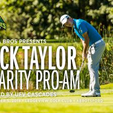 Nick Taylor Charity Pro Am 2019