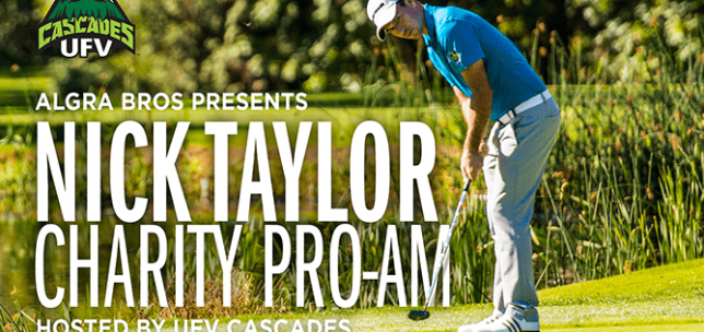 Nick Taylor Charity Pro Am 2019